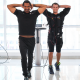 Body Time EMS individual training with certified trainer in Dubai