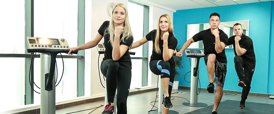 Body Time Personal Trainers in Dubai