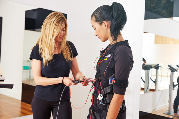 Body Time personalized training with certified trainer in Dubai