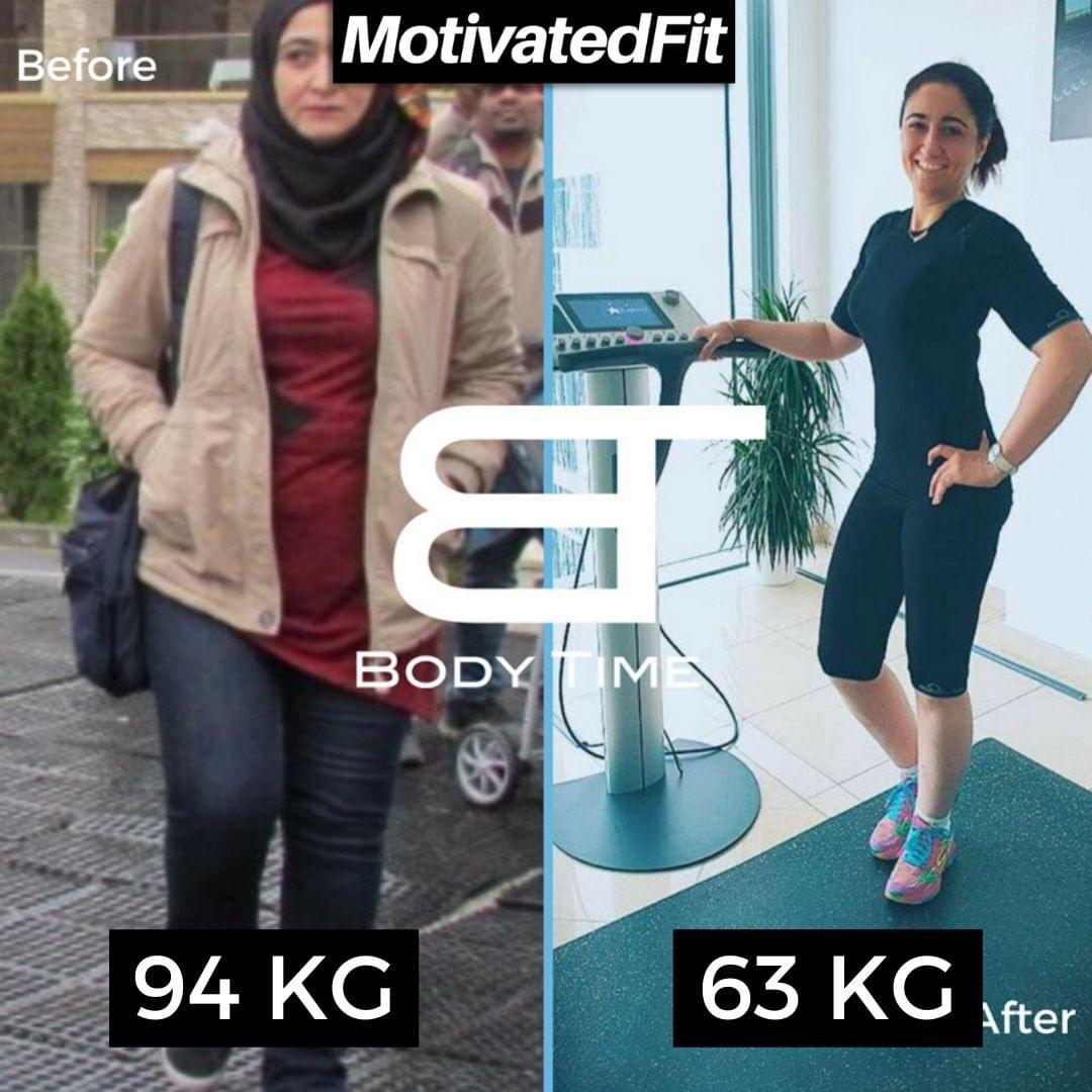 31 Kg in just 8 Months!!!