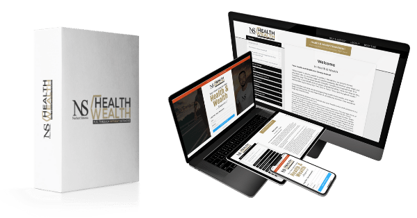 NS HEALTH AND WEALTH APP by Norbert Simonis